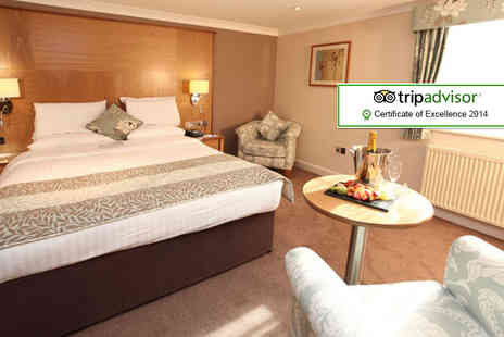 Best Western Yew Lodge Hotel - One night stay for Two with breakfast - Save 39%