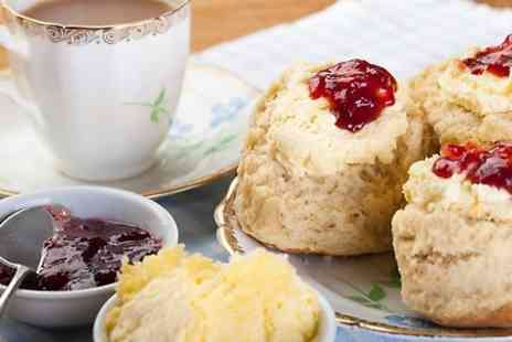 Tea Jenny Cottage - Cream Tea For Two  - Save 38%