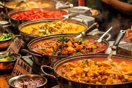Five Rivers - All You Can Eat Indian Buffet  - Save 42%