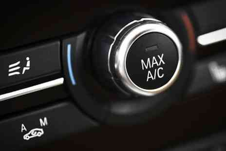 KAM Servicing  - Car Air Conditioning Service With Re Gas  - Save 50%
