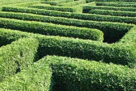 Huntleys Country Stores  - Half price entry for the family at Huntleys Maze  - Save 50%