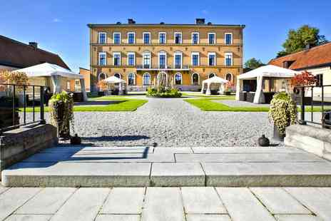 Ulfsunda Slott - One, Two or Three nights of luxury Stay including  breakfast - Save 33%