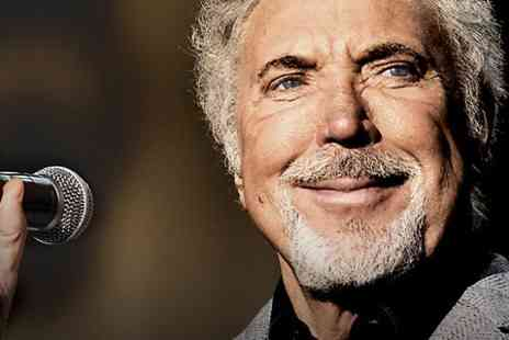 Cuffe & Taylor - One Ticket to Tom Jones Live at Greenwich Music Time  - Save 0%