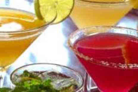 MOJO Bar - Four Cocktails for Two People - Save 60%