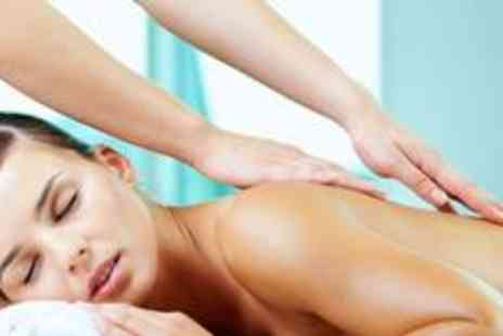 Alternative Beauty - Choice of massage and Calgel nails - Save 72%