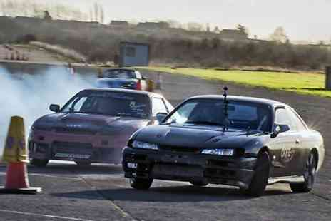 Drift Elite - Two Hour Drifting Experience Plus Passenger Thrill Ride  - Save 67%