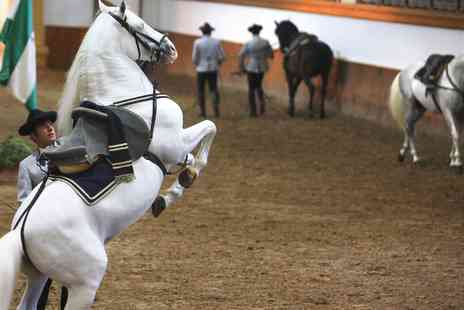 Hotel Los Jarales - Two or Five Nights stay in Jerez with horse show & sherry tasting - Save 26%