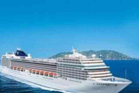 Cruise Nation - Seven night full board Baltic fly cruise on the MSC Poesia in Spain  - Save 46%