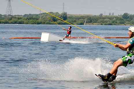 Wakelake - Two Hour Kids Watersports Session - Save 50%