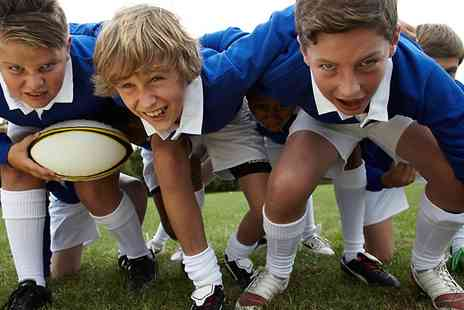 BlueBridge Education - Three Day Kids Rugby or Football Camp - Save 60%