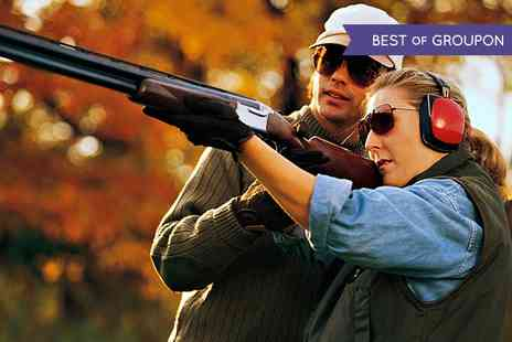 Unlimited Events - Clay Pigeon Shooting and Archery, Axe Throwing or Air Rifle Shooting  - Save 50%