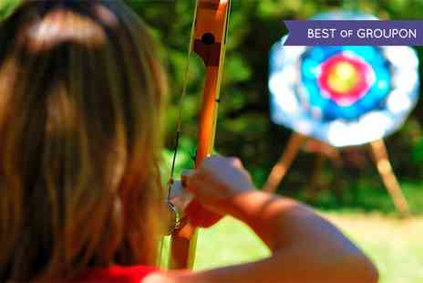 Unlimited Events - Archery and Air Rifle Shooting - Save 55%