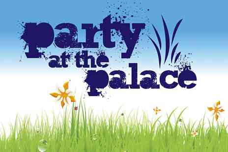 The Palace Hotel - One Day Ticket to Party at the Palace  - Save 0%