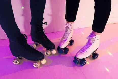 Livingston - Roller Disco For Two or Family Roller Skating - Save 0%