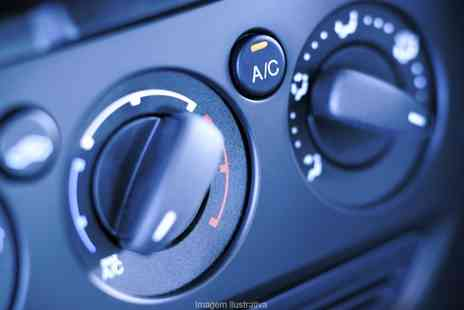 Drivers Autocentre - Car Air Conditioning Service With Re Gas - Save 46%