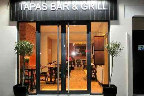 The R Inn Tapas Bar and Grill - Nachos, Tapas and Cocktails For Two - Save 55%