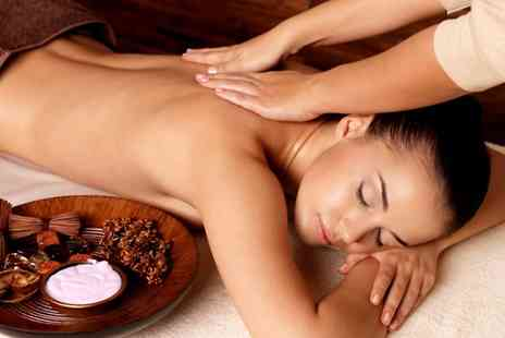 Amber Therapy Suite - Massage, Facial or Express Package  - Save 57%