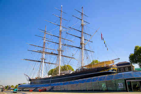 Talk Tourism  - Tall ship sightseeing tour, Thames boat cruise and Emirates Air Line cable car over the O2   - Save 58%