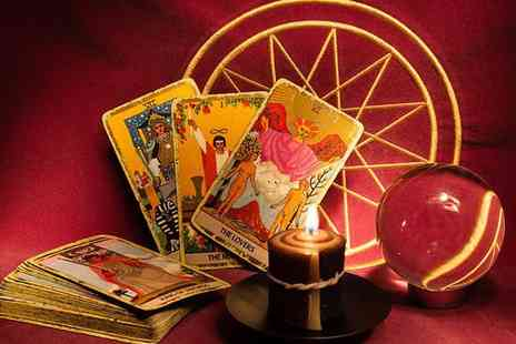 Pure Predictions  -  20 minute telephone tarot reading   - Save 60%