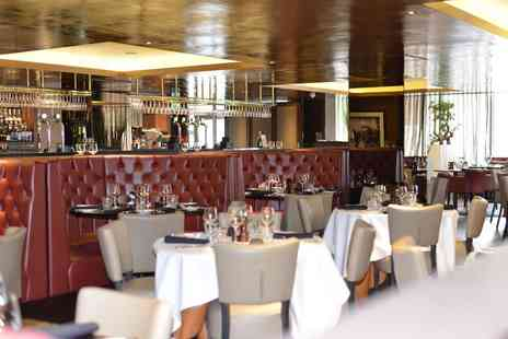 Marcos New York Italian - Two course lunch with Prosecco for two  - Save 53%