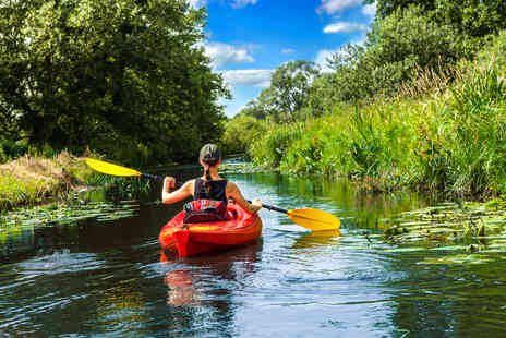 Activity Superstore - One hour family boat hire adventure   - Save 0%