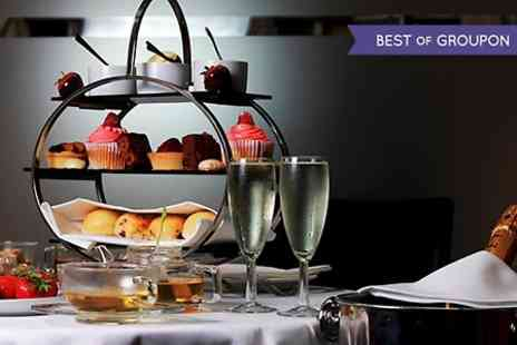 Ambassadors Bloomsbury Hotel - Afternoon Tea For Two With Prosecco or Pimm - Save 53%