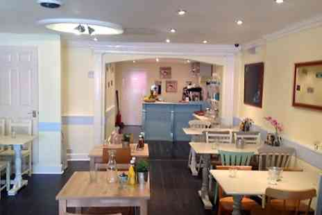 Kitchen Door Cafe - Summer Afternoon Tea For One - Save 0%
