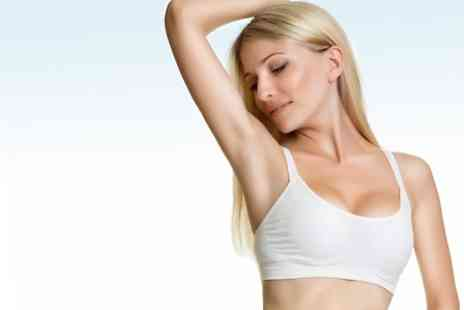 The Laser Clinic Group - Six Sessions of IPL Hair Removal - Save 86%