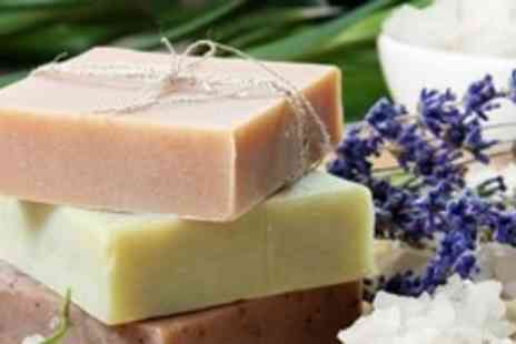 Handcraft Bodycare - Choice of Soap Making or Bath Product Making Workshop, With Soaps - Save 71%