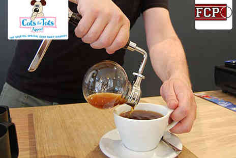 Full Court Press - Coffee Brewing Course for One  - Save 53%
