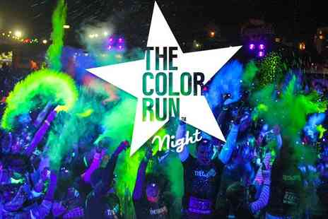 The Color Run Night Launch  - Entry to The Color Run Night Launch, with Official Race Pack - Save 0%