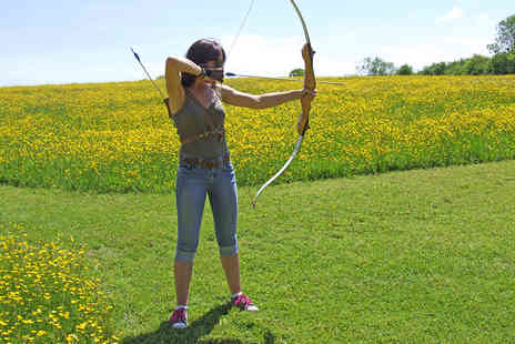 Rob Ireland Activity Days - Field Archery Experience for One - Save 67%