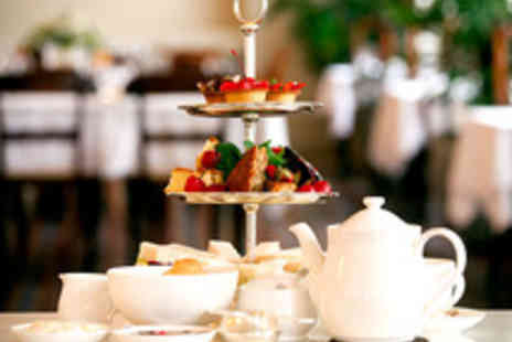 Edlesborough Tea Shop - Vintage Afternoon Tea for Two - Save 40%