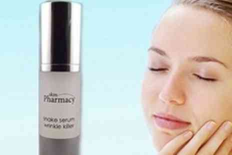 Skin Pharmacy - Skin Pharmacy Snake Serum Wrinkle Killer - Save 76%