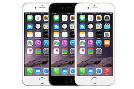 Mobile Phones Direct - 16GB iPhone 6 on 2 Year EE 4G Contract, Unlimited Texts Plus Minutes, 4GB Data, Free Delivery - Save 0%