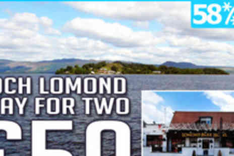 Lomond Park Hotel - One night stay in Loch Lomond with dinner, wine and breakfast in Scotland - Save 58%