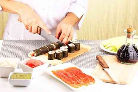 The Smart School of Cookery - Sushi Making Class For One or Two  - Save 71%