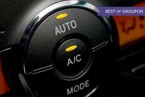 Brit Auto Centres  - Air Conditioning Service Including Re Gas  - Save 56%