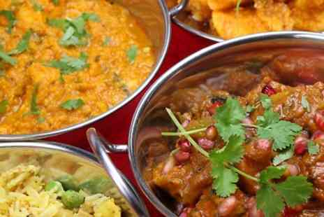 Bangla Lounge - Indian Meal With Sides - Save 0%