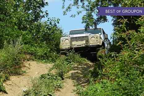 Experience The Country - Off Road Driving Experience - Save 0%