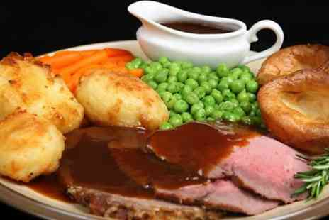 The Olde Three Cocks - Three Course Sunday Lunch For One  - Save 0%