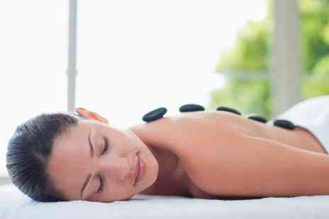 The Laser Beauty Clinic - One Hour Hot Stone Full Body Massage   - Save 56%