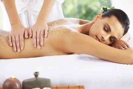 Pure Harmony Therapies  - 75 Minute Exfoliating Body Massage   - Save 51%