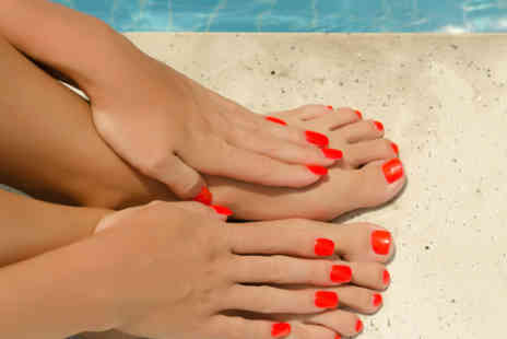 Navana Spa - Luxury nail treatments   - Save 38%