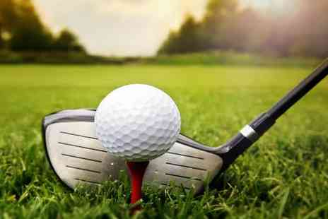 Tee Time Golf Centre - A great day golfing at Tee Time with refreshments - Save 44%
