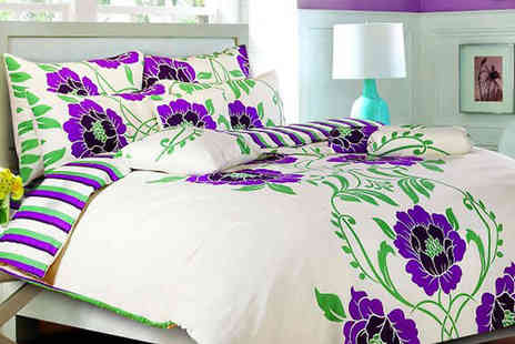 luxury bed and warehouse - Shelly Duvet Bedding Set - Save 73%