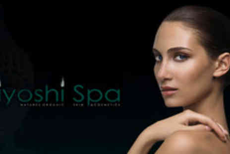 Kiyoshi Spa - Six sessions of IPL laser hair removal - Save 83%