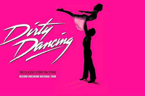Venue Cymru - Tickets to see the Dirty Dancing live tour  - Save 0%