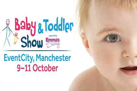 Baby and Toddler Show - Entry to Baby and Toddler Show North West - Save 45%