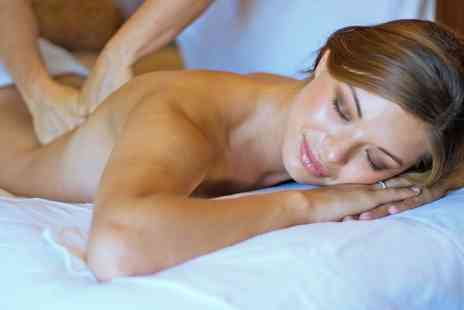 Body In Place - 45 Minute Deep Tissue Body Alignment Aesthetic Massage  - Save 54%